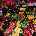 116-Italian Fruit Stand